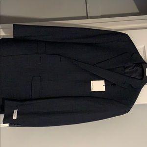 Calvin Klein Men's navy suit